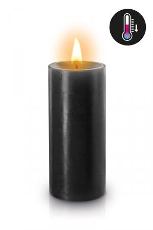Bougie basse température noire
