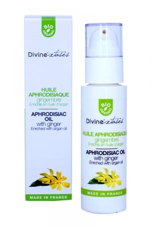 Huile Aphrodisiaque - Divinextases