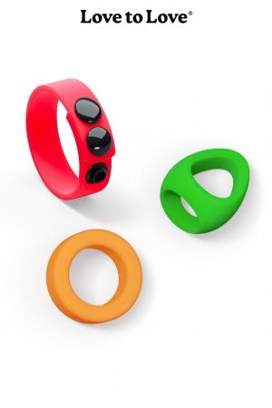 Kit Neon Ring - Love to Love
