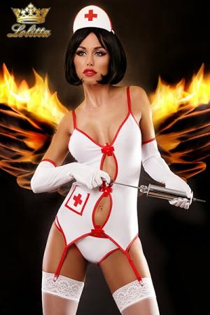 Sexy Nurse - costume d'infirmière