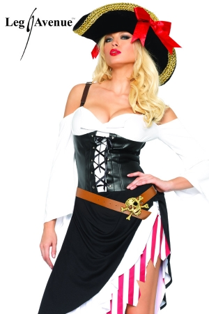 Costume sexy Pirate