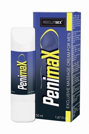 Crème stimulante pour pénis PenimaX