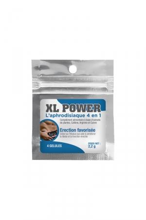 XL Power (4 gélules) - Aphrodisiaque