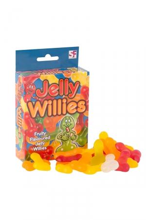 Bonbons pénis Jelly Willies