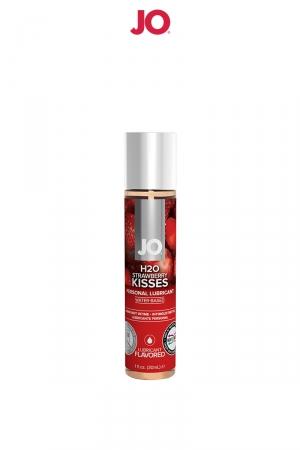 Lubrifiant aromatisé fraise 30 ml