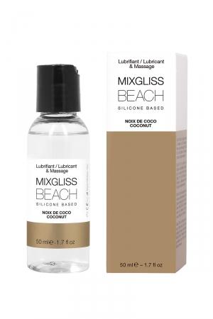 Mixgliss silicone - Noix de coco - 50ml