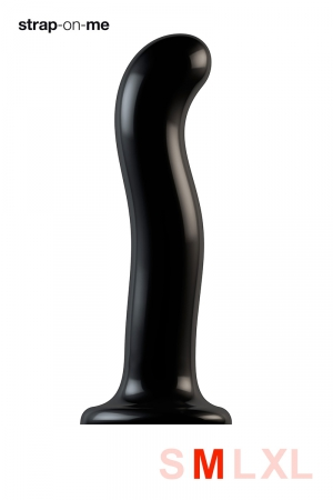 Dildo point P et G taille M - Strap On Me