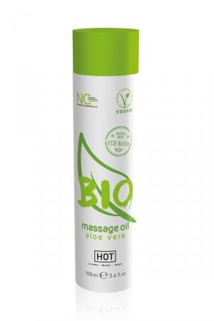 Huile de massage BIO aloe vera - HOT