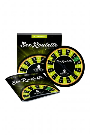 Sex roulette Foreplay