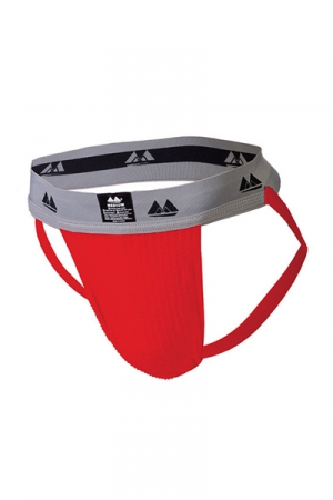 Jockstrap Adult Supporter rouge - MM