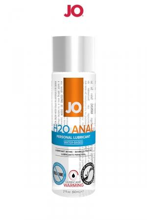 Lubrifiant anal effet chaud 60 ml