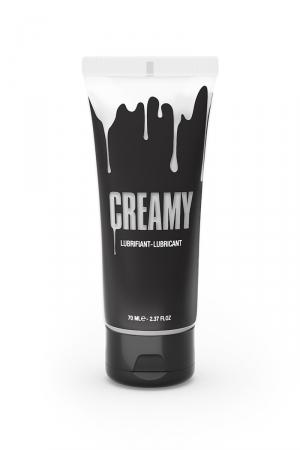 Lubrifiant intime Creamy Cum 70 ml
