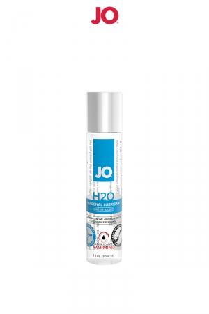 Lubrifiant H2O effet chaud 30 ml