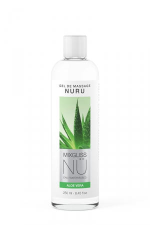 Gel massage Nuru Aloe Vera Mixgliss - 250 ml