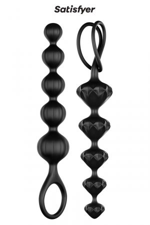 Love beads noires - satisfyer