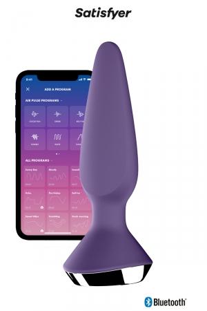 Plug-Ilicious 1 Violet - Satisfyer