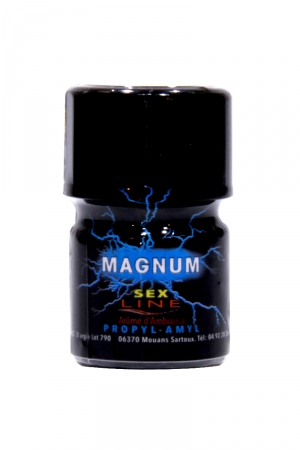 Poppers Sexline Magnum Bleu 15ml